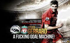 Steven Gerrard Wallpaper HD 2013 #3