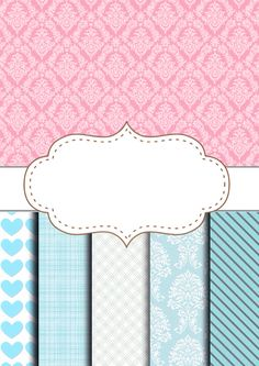 Nice pink #freelabel #labeldesign #eveiolabel #owndesign #girlylabel…