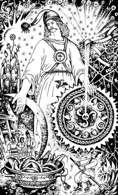 Калета — Українська міфологія Caleta - Ukrainian mythology