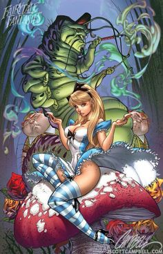 * m. love it. I want to do an Alice pin up style photo shoot