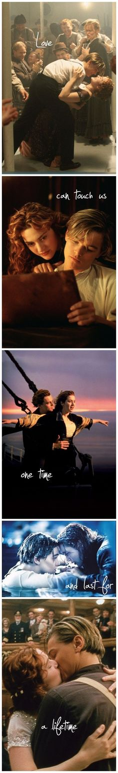 Titanic - My Heart Will Go On - Jack and Rose