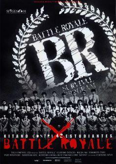 Batoru Rowaiaru (Battle Royale) (2000) (Kinji Fukasaku)