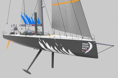 Volvo One Design 65 feature Volvo Ocean Race, Dinghy, Boat Design, Transportation Design, Wooden Boats, Tall Ships, Model Ships, Surfboard, Sailboats