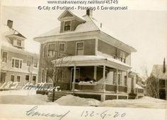 182 Concord Street, Portland, 1924