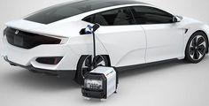 En el futuro tu coche eléctrico proporcionará energía a tu casa cuando lo necesites