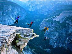 Yosemite Ulusal Parkı, ABD