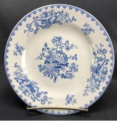Ridgway & Morley Nanking Jar Dessert Plate