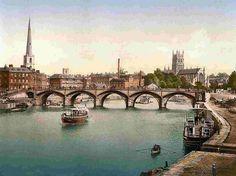 latest addition Severn Bridge, Worcester