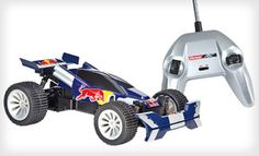 Groupon - $49 for a Red Bull Buggy, Groupon Goods–Exclusive RC Car ($99.99 List Price). Free Shipping.  in Online Deal. Groupon deal price: $49.0.00