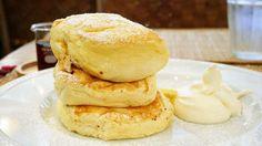 もちふわ触感が口に入るとやさしく溶ける驚愕の「リコッタチーズパンケーキ」をMicasadeco&Cafeで食べてきた - GIGAZINE