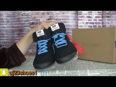 ef36496bb2914f Final Version The Ten Off White Vapormax 2018 Black White bottom Unboxing  Review. YeezyOff WhiteBlack WhiteAir JordansYoutubeBlack And WhiteBlack ...