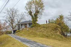 Cahokia Mounds - Sugar Loaf Mound