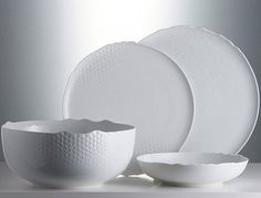 'purely porcelain' by patricia urquiola..