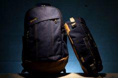 The Oshman's x Kinetics x Gravis 12oz Denim Bag Collection is a spirited effort that seems to encapsulate each brand's signature design sensibilities.