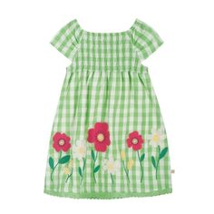**Sale** Smocked Gypsy Dress. Now £18 down from £27.95