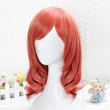 Coshome - LoveLive! Maki Nishikino Cosplay Wig