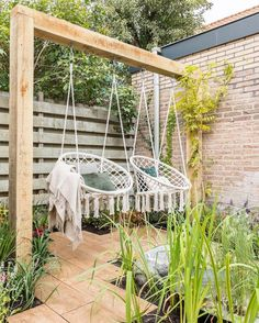 original alternatives for a lounge sofa in the garden - Eigen Huis en Tuin, original alternatives for a lounge sofa in the garden - Eigen Huis en Tuin, Even though old in notion, this pergola is enduring somewhat of a modern renaissance these days.