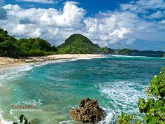 Gua Cina Beach - Malang,East Java - Indonesia