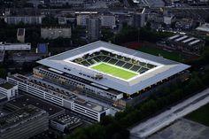 Stade De Suisse (Bern, Switzerland) By Marazzi Generalunternehmung AG