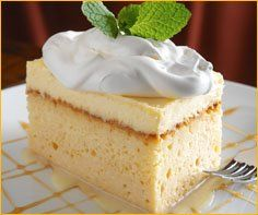 Macaroni Grill's Lemon Passion Cake recipe. This is the best lemon cake ever!!!! - I just had this dessert and it was truly awesome and I couldn't quite figure out how they made it.  Luckily I found this recipe and can now try this.