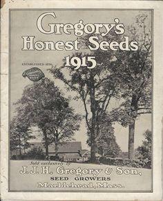 1915 Catalogue