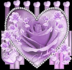 Free glitter pictures to use at forums. Add a smile to your message by a single click! Rose Flower Pictures, Flowers Gif, Glitter Flowers, Send Flowers, Purple Love, All Things Purple, Shades Of Purple, Light Purple, Dark Purple