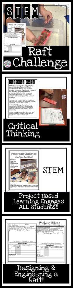 Building a Raft STEM