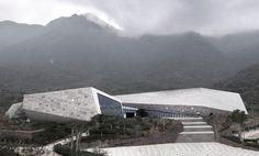Dapeng Geology Museum in Shenzhen by Lee+Mundwiler