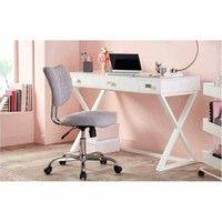 Brenton Studio Jancy Low Back Task Chair Stylish Office Furniture Basic Office Supplies Office Furniture