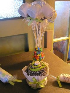 Candy Themed Baby Shower