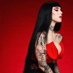 631 Best Kat Von D Images In 2019 Kat Von D Tattoos Tattooed