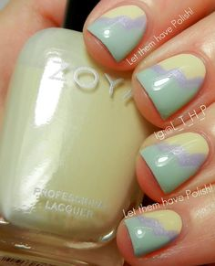 Let them have Polish!: Lovely Looks with the Zoya Lovely Spring 2013 Collection