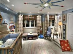Image detail for -Boys Room Decor Nautical Bedroom Kids Rooms - full bedroom sets