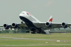 Airbus A380 British Airways | by totoro - David D.