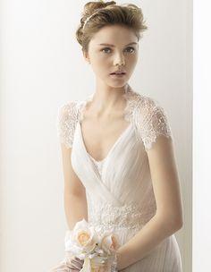 Robe de mariée Unax de Rosa Clara d'occasion  - Nord