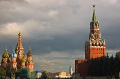 Winners and Finalists For Wonders of the World: Kremlin and St. Basil's Cathedral in Moscow, Russia St Basil's, Architecture Images, Russian Architecture, Amazing Architecture, Archaeology News, World Heritage Sites, Empire State Building, Wonders Of The World, Old Things