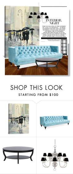 """""""Untitled #1425"""" by lindagama ❤ liked on Polyvore featuring interior, interiors, interior design, home, home decor, interior decorating, iCanvas, Jonathan Adler, I Love Living and Eichholtz"""
