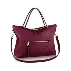 Bastille MM Monogram Empreinte Leather in Women s Handbags Shoulder Bags  and Totes collections by Louis Vuitton 52e61285d6ad3