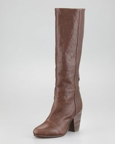 Just got these at Last Call sale.  They are so sexy and boho chic!  Rag & Bone Newbury Leather Knee Boot - Neiman Marcus