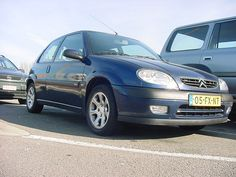 Saxo VTS 16V by Rutger Middendorp, via Flickr