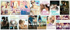 Serie Rosemary Beach - Abbi Glines - All books!