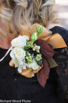 Mothers Pin on Corsage