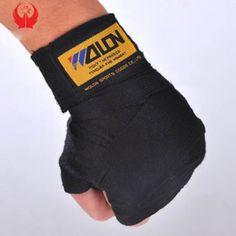 2pcs/roll Width 5cm Length 2.5M Cotton Sports Strap Boxing Bandage Sanda Muay Thai MMA Taekwondo Hand Gloves Wraps #clothing,#shoes,#jewelry,#women,#men,#hats,#watches,#belts,#fashion,#style
