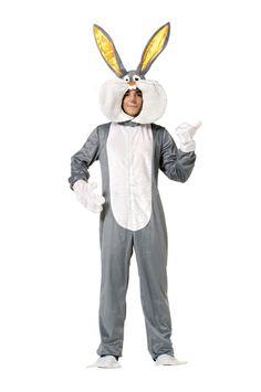 disfraz de bugs bunny Jean Baptiste, Halloween, Costumes, Projects, Design, Carnival, Bugs Bunny Costume, Rabbit Costume, Bunny