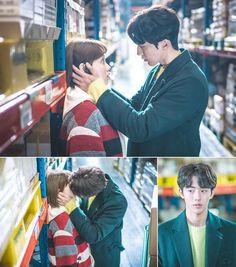 "[Preview] ""Weightlifting Fairy Kim Bok-joo"" Lee Seong-kyeong and Nam Joo-hyeok kiss in a shady warehouse"