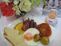 Yummie. Meals, Breakfast, Recipes, Food, Morning Coffee, Meal, Food Recipes, Essen, Rezepte