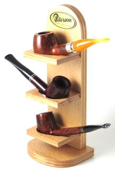 Three pipe rack.