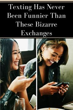 Texting Has Never Been Funnier Than These Bizarre Exchanges They are the crazy viral sensation texts that lead to heartwarming stories, the family group chats have gone terribly wrong. Wtf Funny, Funny Texts, Hilarious, Bizarre Facts, Weird Facts, Awesome Wow, Amazing, Wrong Number Texts, Family Relations
