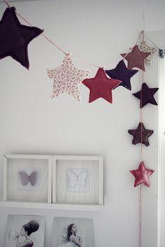 Numero 74 – Stjärnvimpel | Sofie - Mamma till 2