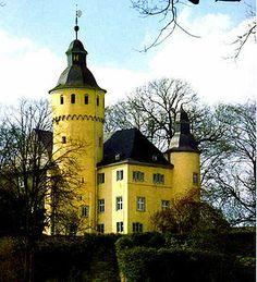 Homburg Castle is an old hill castle in Nümbrecht, Oberbergischer Kreis in the German state of North Rhine-Westphalia.